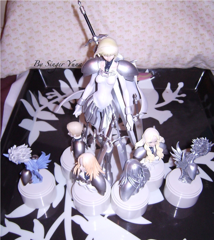 claymore toy's_works deneve