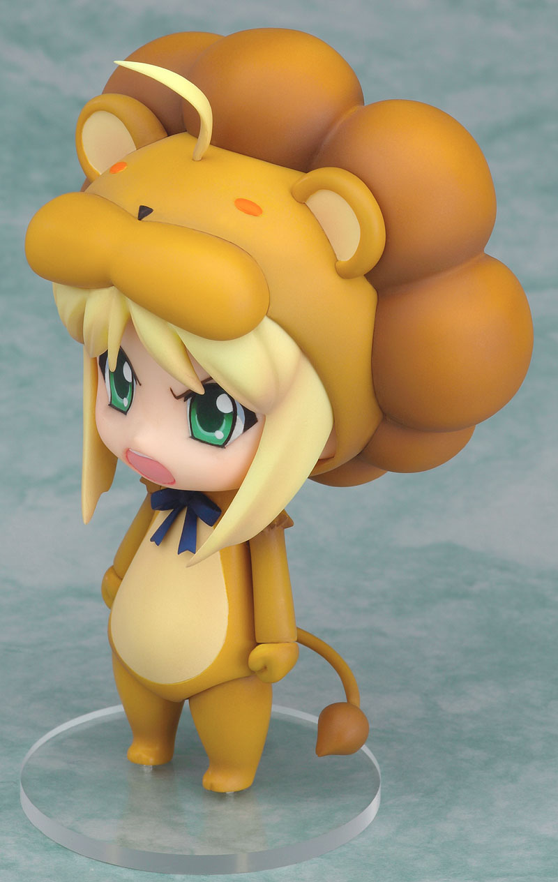 nendoroid saber_lion good_smile_company fate/tiger_colosseum nendoron