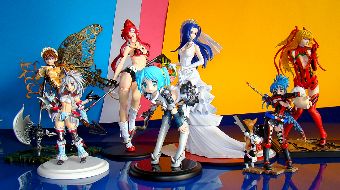 resin idolmaster monster_hunter good_smile_company hunter miura_azusa yoko_littner moetan bubba queen's_gate original_character pastel_ink hagii_shunji tengen_toppa_gurren-lagann vispo katagiri_katsuhiro studio_saru_bunshitsu ryunryuntei toona_kanshi dice_caramel_circle raqel