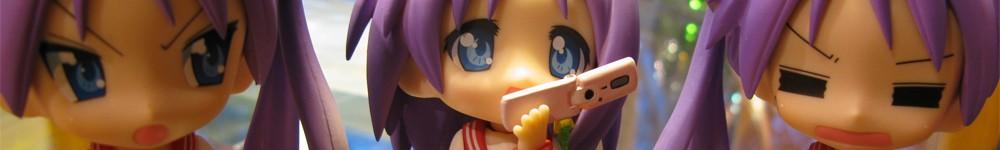 nendoroid good_smile_company hiiragi_tsukasa hiiragi_kagami lucky☆star nendoron abe_masato
