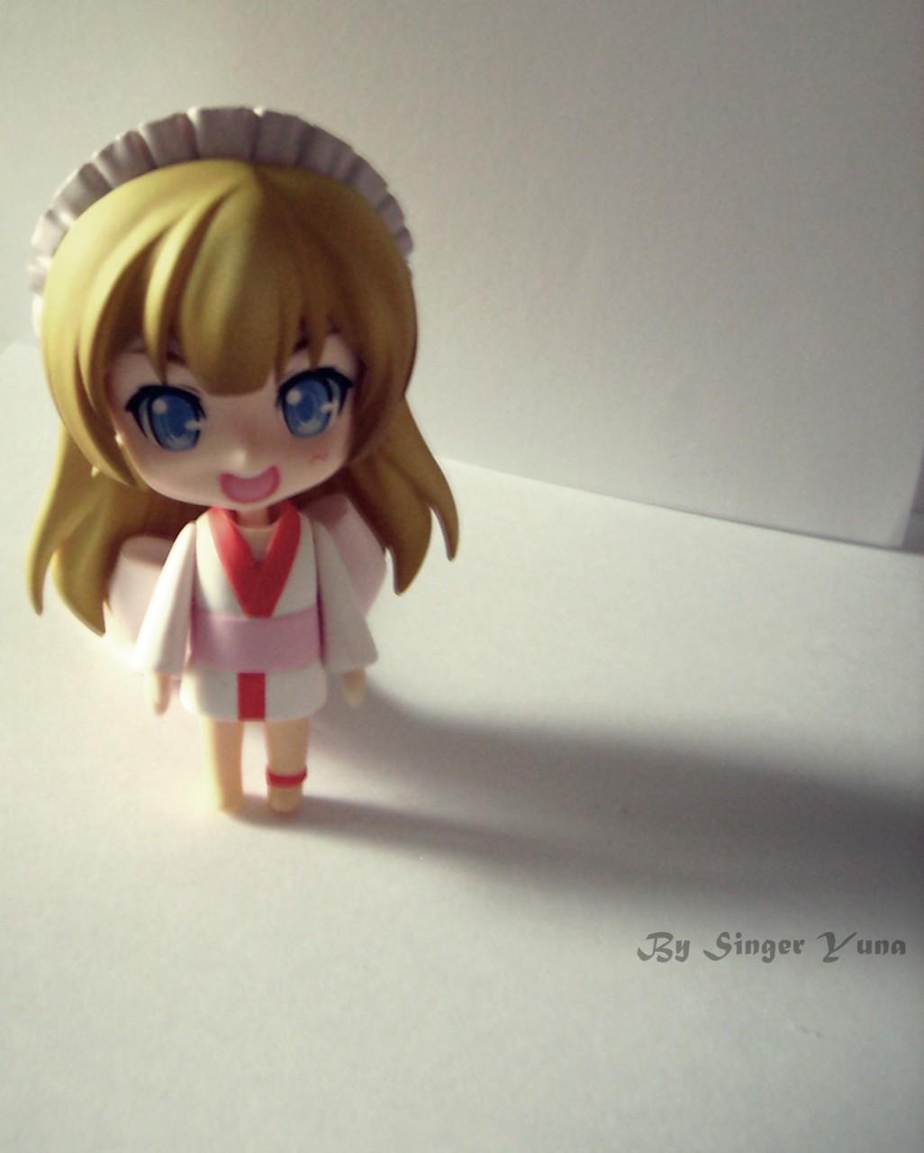 nendoroid good_smile_company shishidou_imoko sora_o_kakeru_shoujo nendoron udono_kazuyoshi