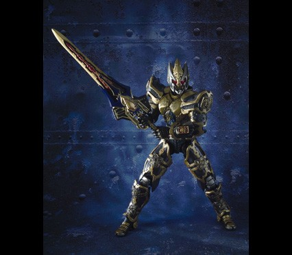 bandai s.i.c. kamen_rider_blade andou_kenji