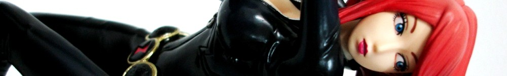 kotobukiya yamashita_shunya marvel_x_bishoujo avengers ishii_yuu black_widow