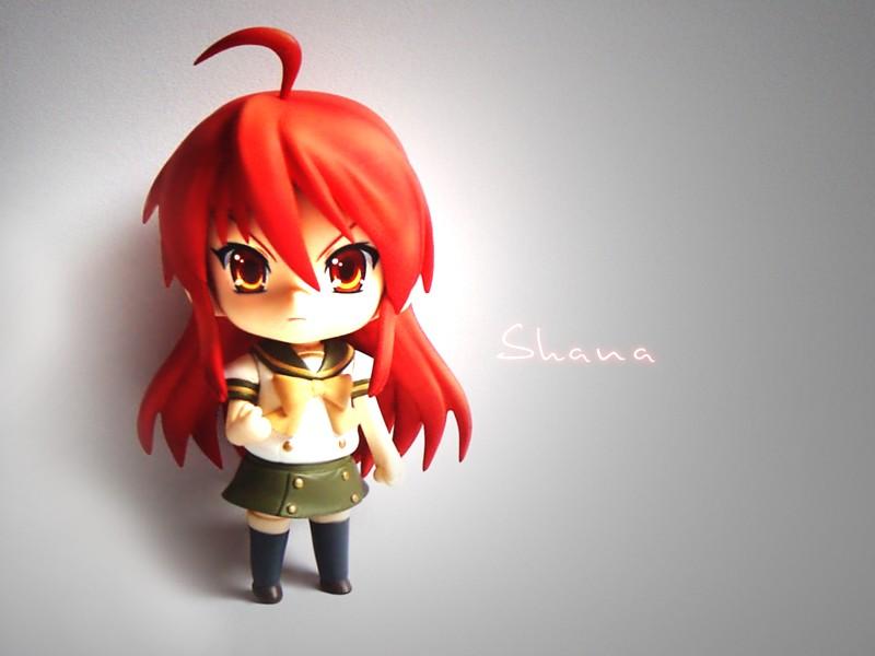 nendoroid shana good_smile_company shakugan_no_shana nendoron