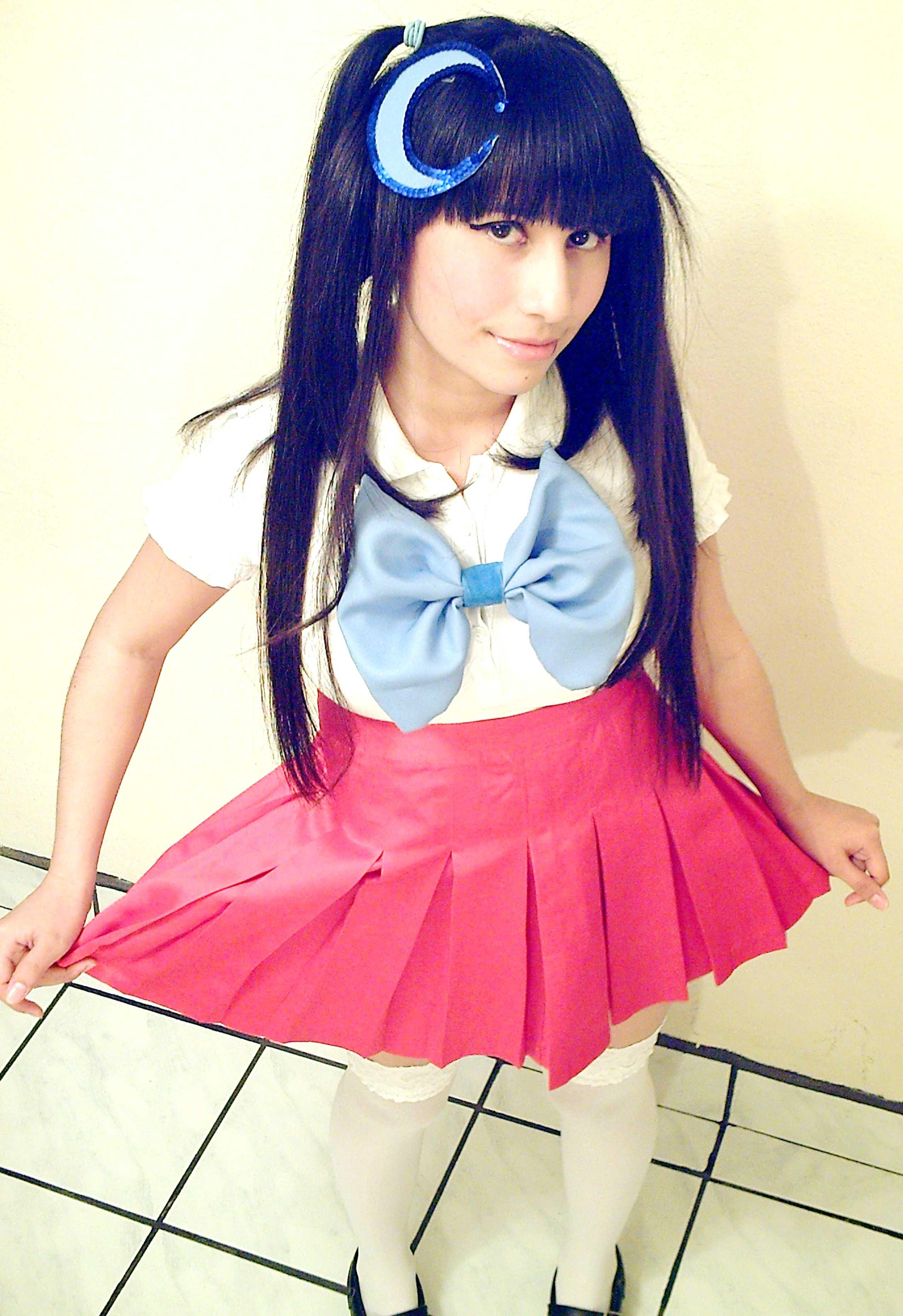 cosplay tsuko-tan