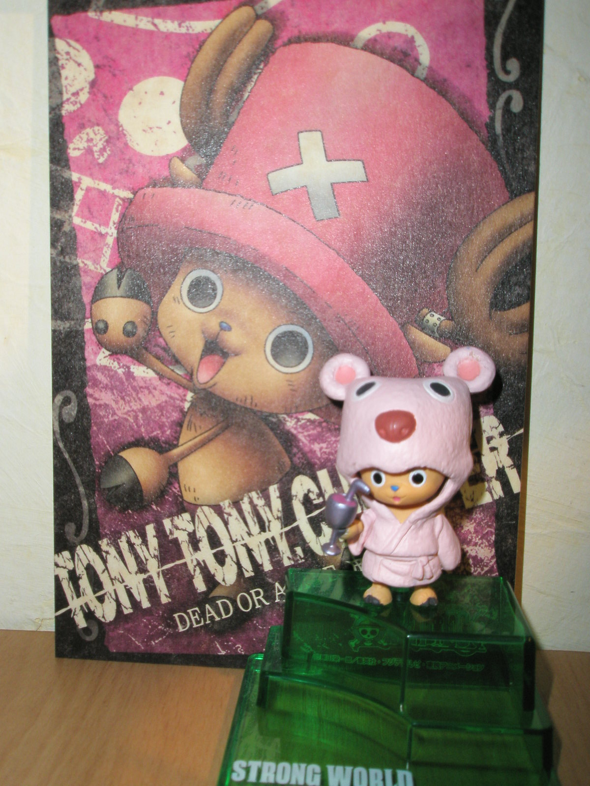 kawai doctor world chopper bandai mugiwara kaizoku strong