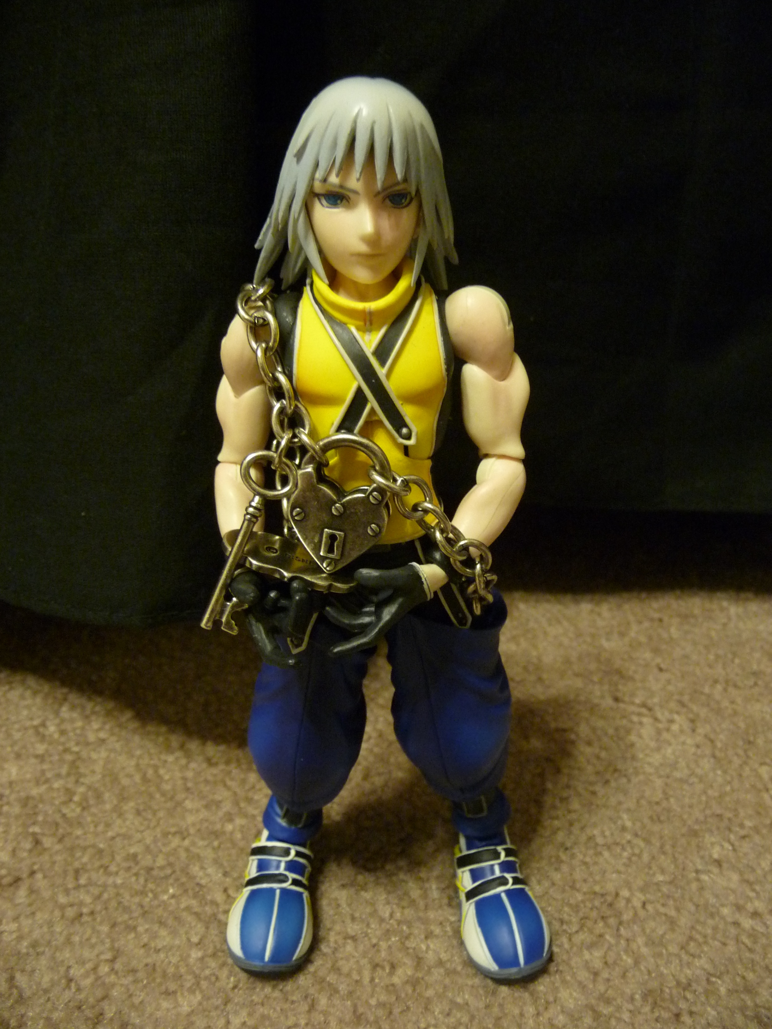 kotobukiya square_enix play_arts riku kingdom_hearts ooparts