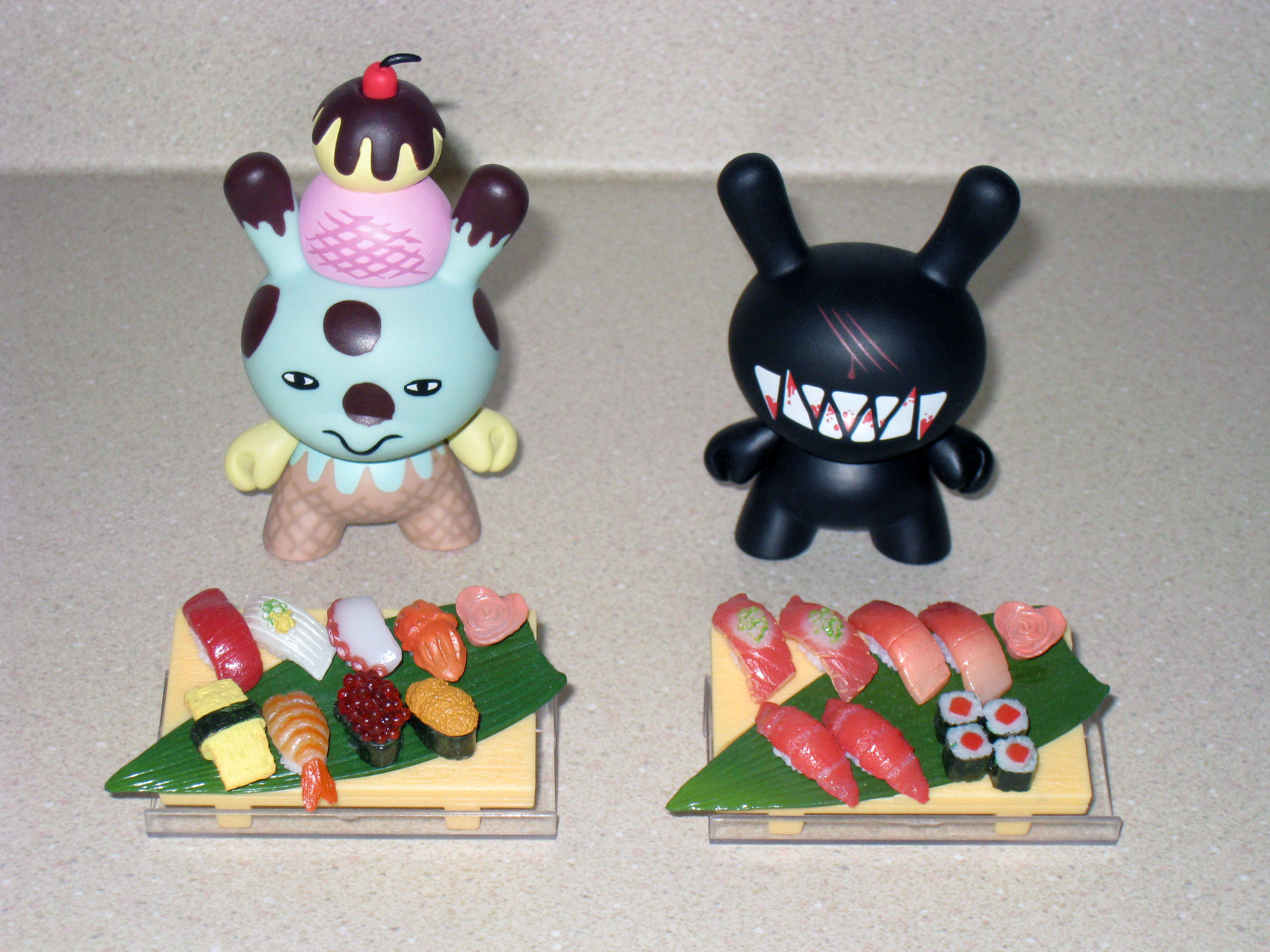 re-ment sushi dunny