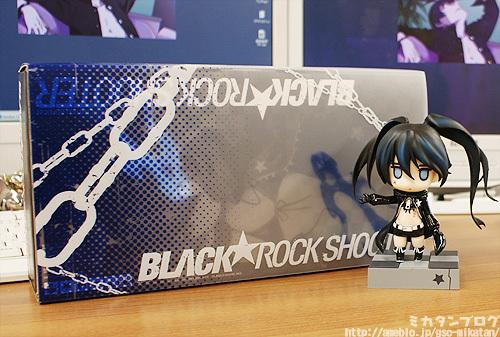 nendoroid_petit good_smile_company udono_kazuyoshi black_★_rock_shooter