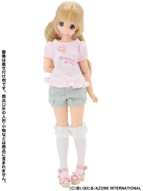 azone pureneemo soft_vinyl doll_clothes omoi_ataru ex☆cute chiika ex☆cute_7th_series pureneemo_romantic_girly!