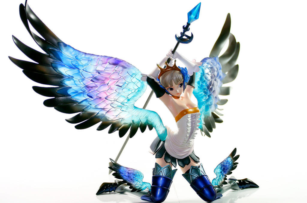 resin pearl gwendolyn odin_sphere