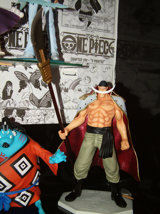 megahouse one_piece edward_newgate portrait_of_pirates_dx fukuda_takashi