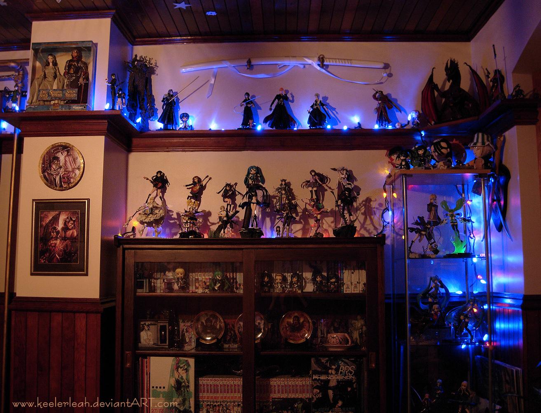 lightning room display_case