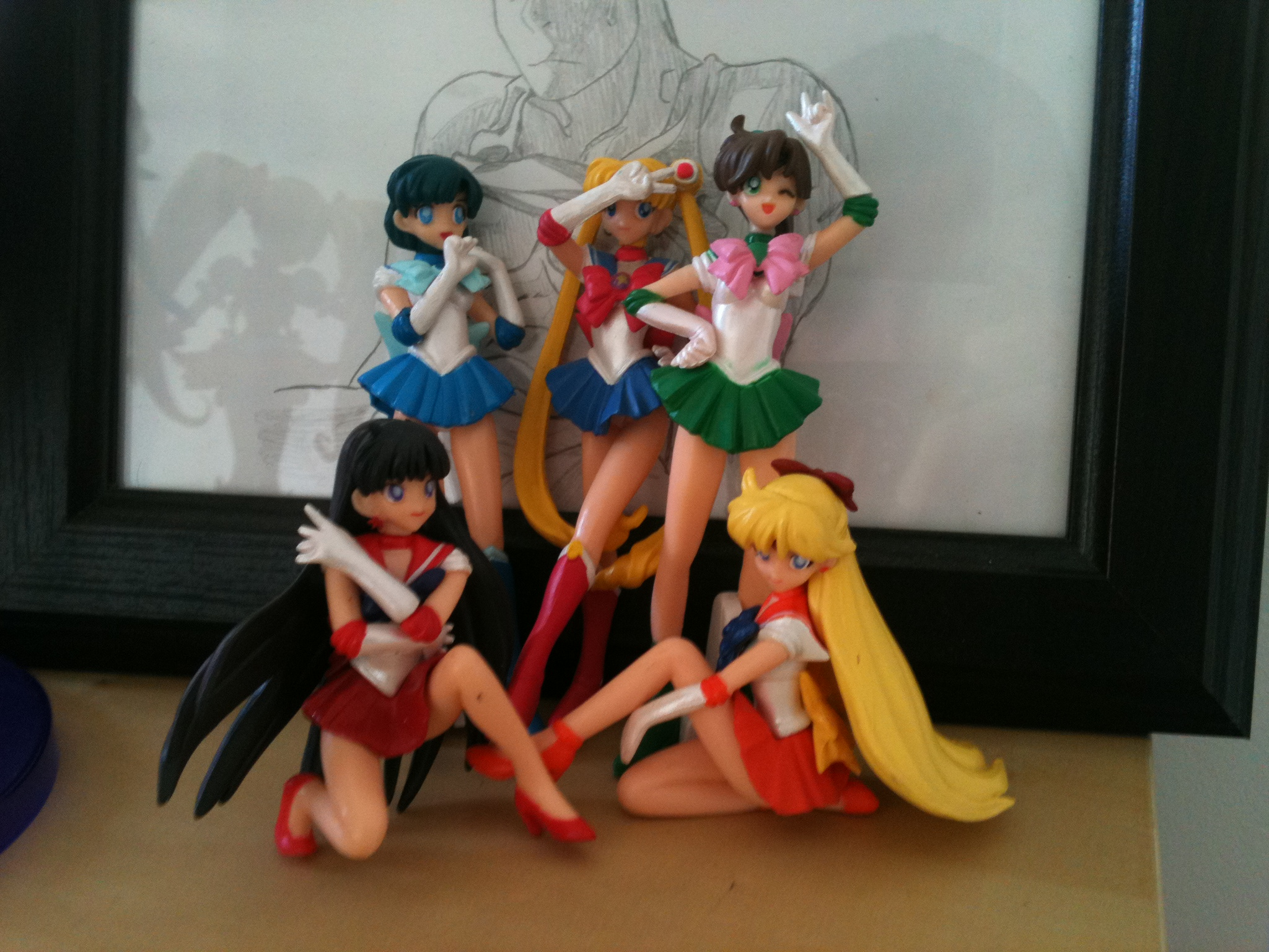 sailor_moon sailor_mars hgif bandai sailor_venus sailor_mercury sailor_jupiter bishoujo_senshi_sailor_moon sailor_moon_world hgif_series_bishoujo_senshi_sailor_moon_world