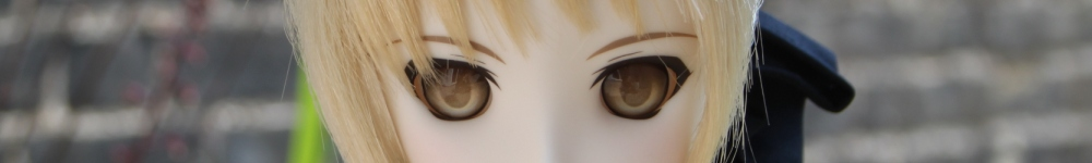 volks dollfie_dream saber_alter fate/hollow_ataraxia zoukei-mura soft_vinyl misaki_serika