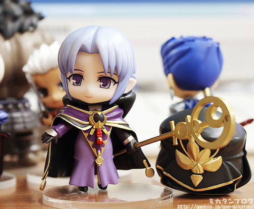 archer nendoroid_petit nendoroid good_smile_company fate/stay_night lancer caster berserker
