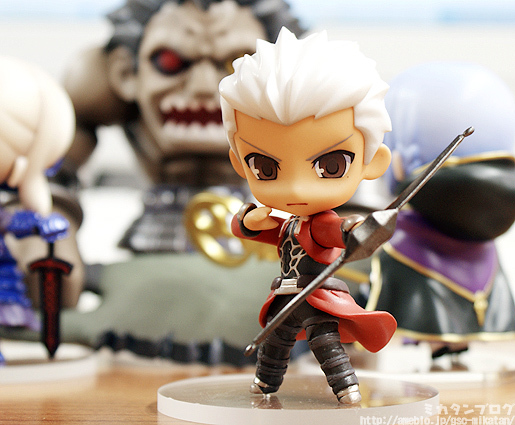 archer nendoroid_petit nendoroid saber_alter good_smile_company fate/stay_night caster berserker