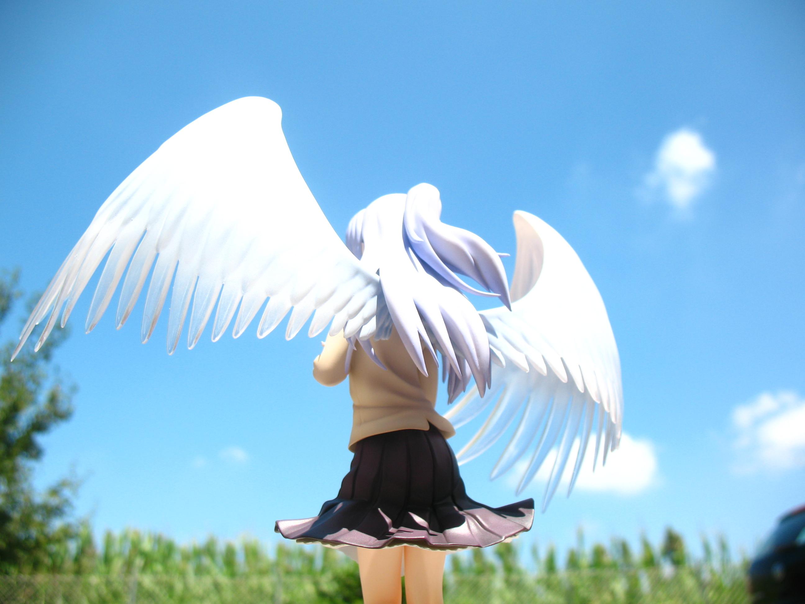 key tenshi good_smile_company angel_beats! visual_art's sanzigen na-ga