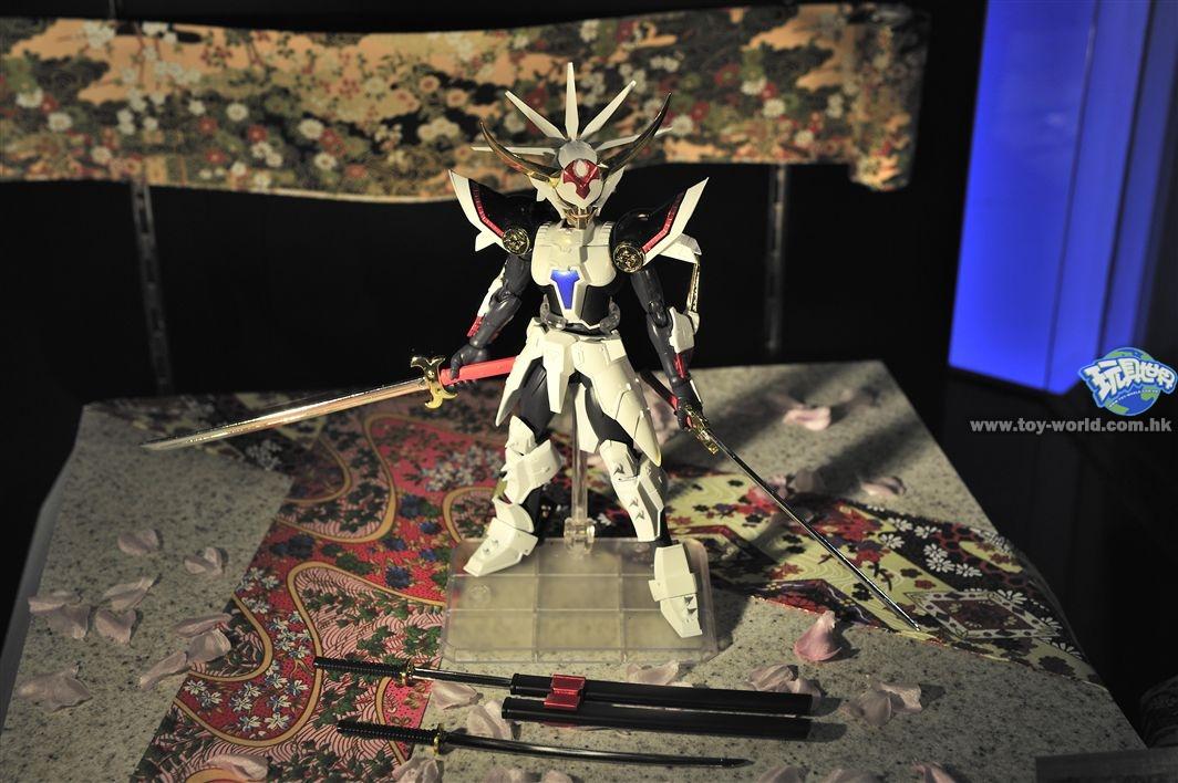 bandai yoroiden_samurai_troopers armor_plus shiroi_kikoutei_no_ryo