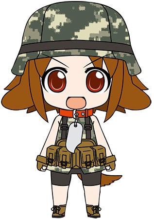 nendoroid phat_company magical_marine_pixel_maritan itou_yuuji army-san me-n