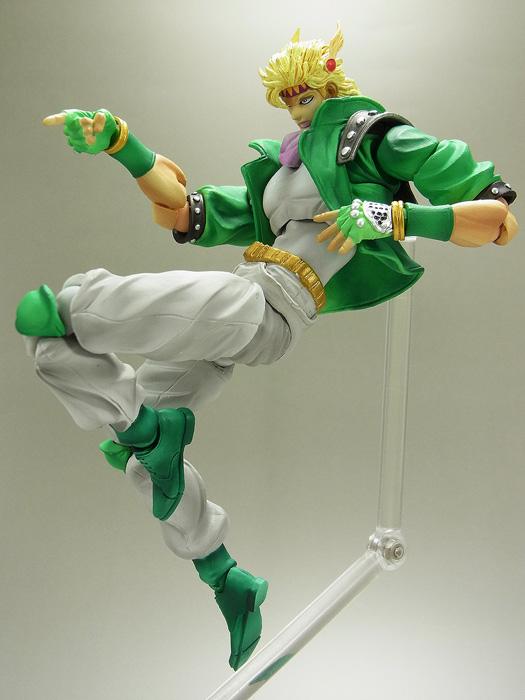 super_action_statue jojo_no_kimyou_na_bouken medicos_entertainment caesar_anthonio_zeppeli