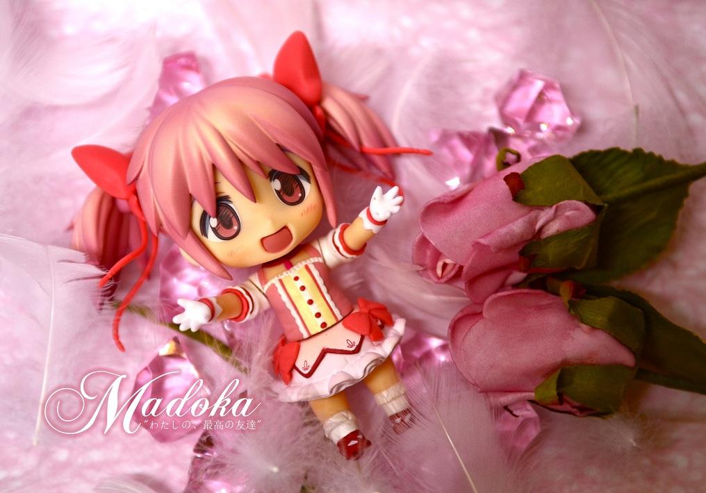 nendoroid good_smile_company takano_meishi mahou_shoujo_madoka★magica kaname_madoka