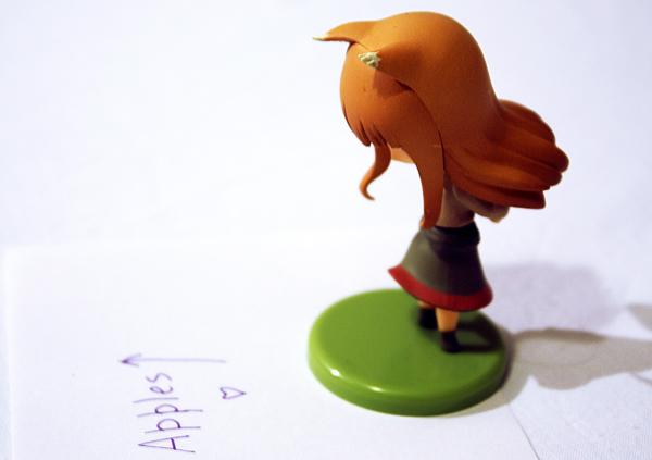 horo spice_and_wolf holo ookami_to_koushinryou_ii toy's_works niitengo