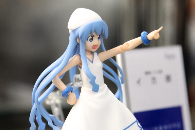 figma max_factory shinryaku!_ika_musume ika_musume