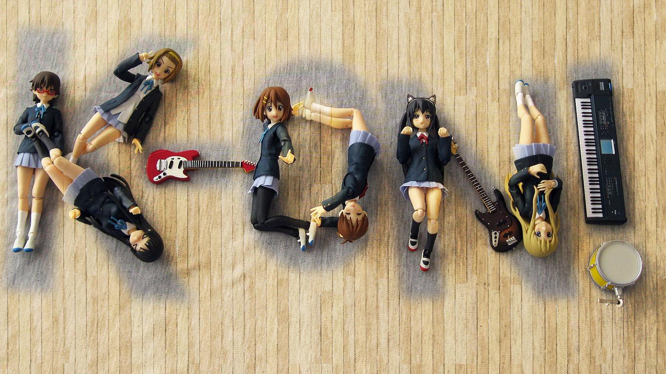 figma keyboard cat_ears guitar max_factory k-on! drum hirasawa_yui kotobuki_tsumugi akiyama_mio nakano_azusa tainaka_ritsu logo hirasawa_ui asai_(apsy)_masaki manabe_nodoka