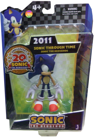 sonic sonic_the_hedgehog jazwares