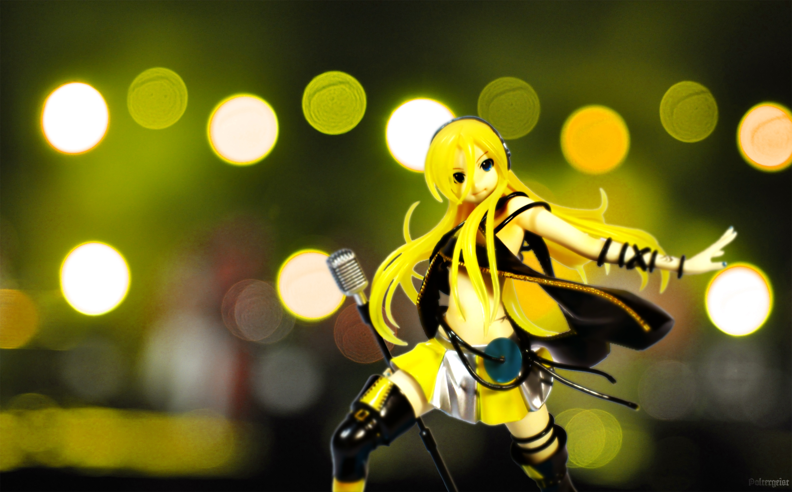 blond_hair vocaloid blue_eyes boots good_smile_company yoshi lily phat_company