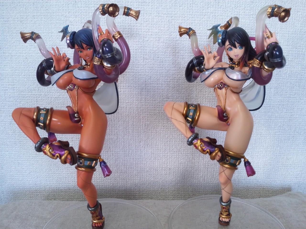 megahouse queen's_blade_rebellion hobby_japan mohio luna_luna