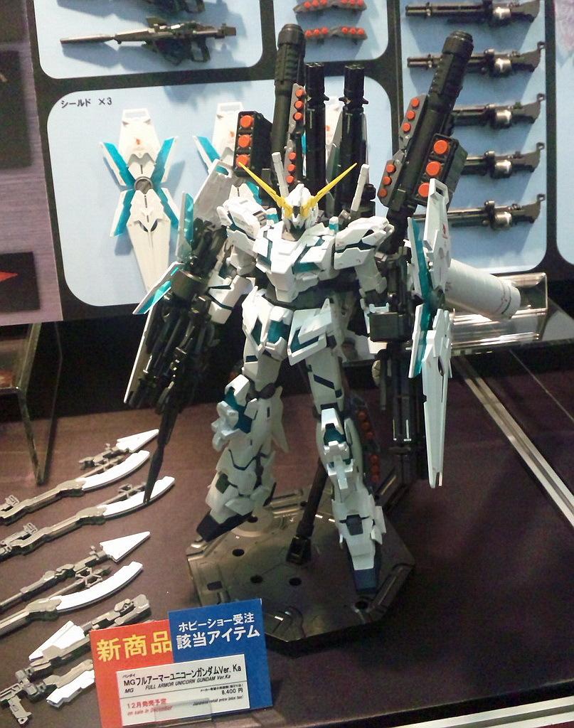 bandai mg kidou_senshi_gundam_uc rx-0_full_armor_unicorn_gundam