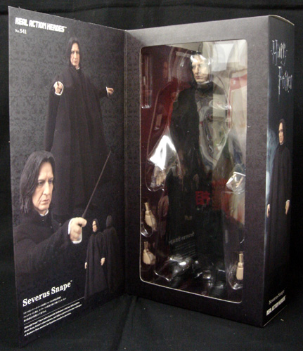 medicom_toy real_action_heroes perfect-studio maeda_kyouji harry_potter_and_the_deathly_hallows severus_snape