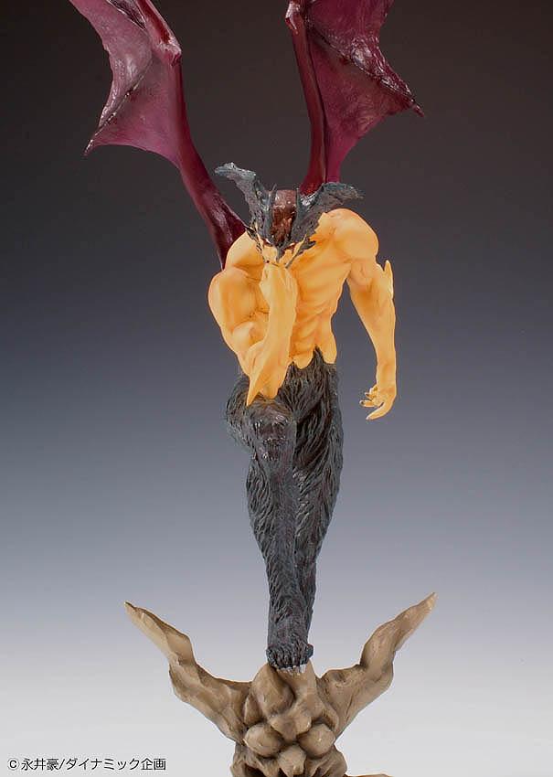 devilman polystone q-six tagai_shin'ichi