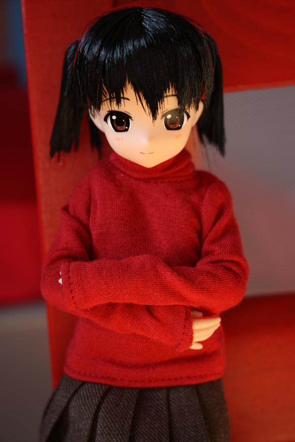 k-on! azone nakano_azusa pureneemo soft_vinyl pureneemo_characters doll_clothes pureneemo_m_size_costume