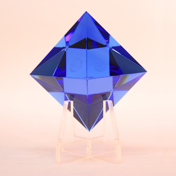 glass evangelion_shin_gekijouban acrylic ramiel otaru_taishou_glass_palace