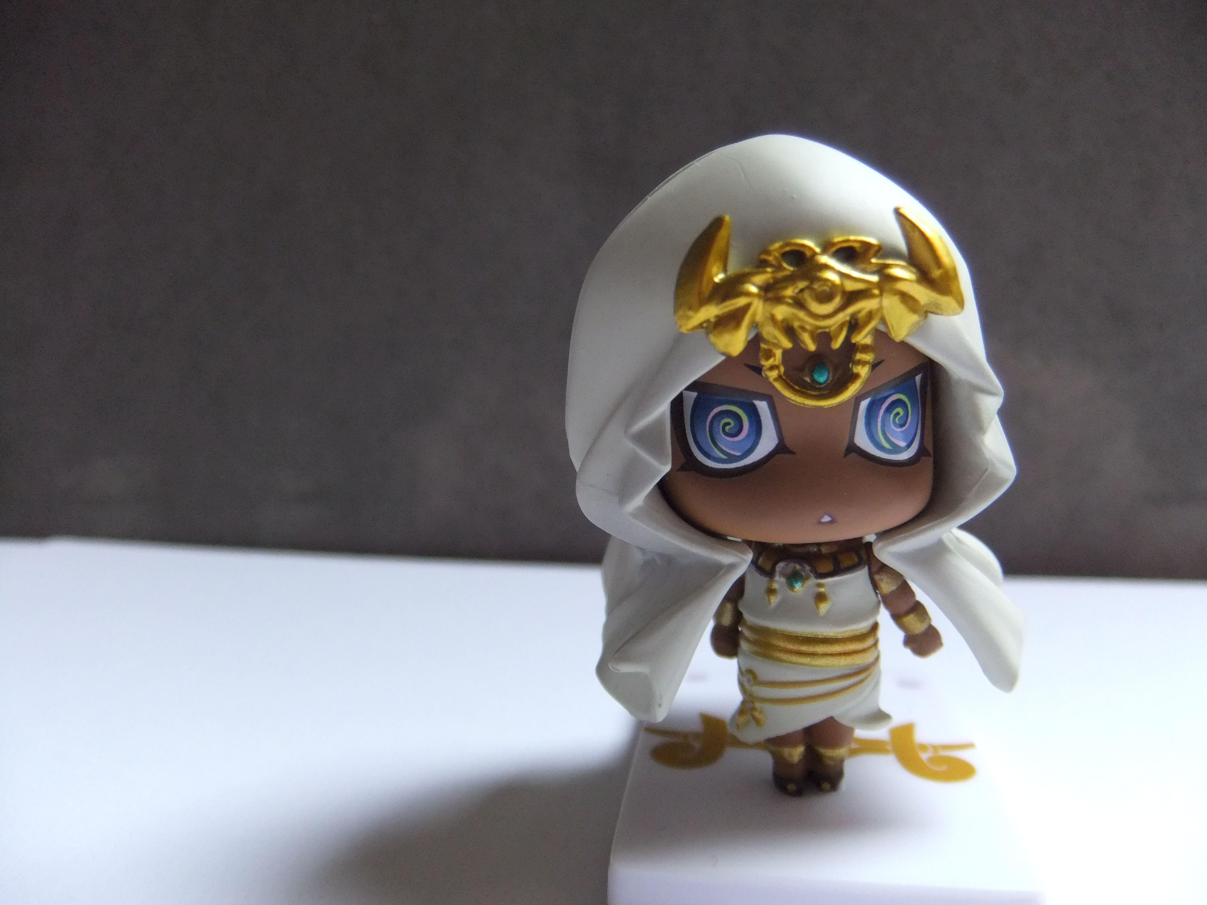 kotobukiya yu-gi-oh! yu-gi-oh!_duel_masters_one_coin_grande_vol._2_~ancient_duel~ ishizu_ishtar