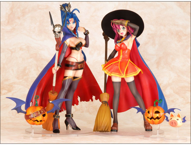 konami alice_wisheart magical_halloween_3 rosemary_bergamot