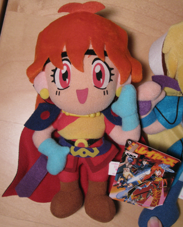 banpresto slayers lina_inverse