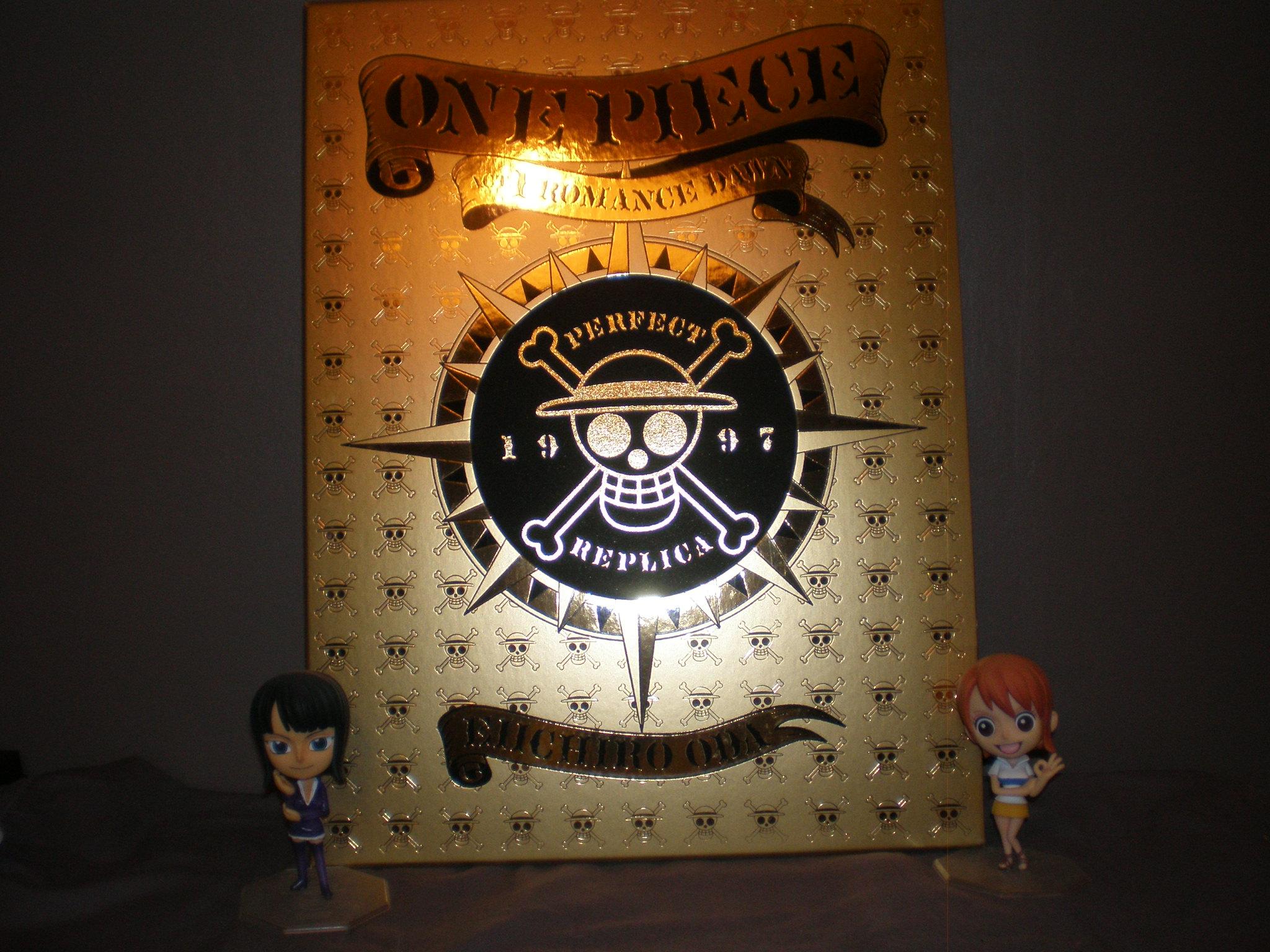 megahouse one_piece nico_robin nami shueisha oda_eiichiro portrait_of_pirates_mild