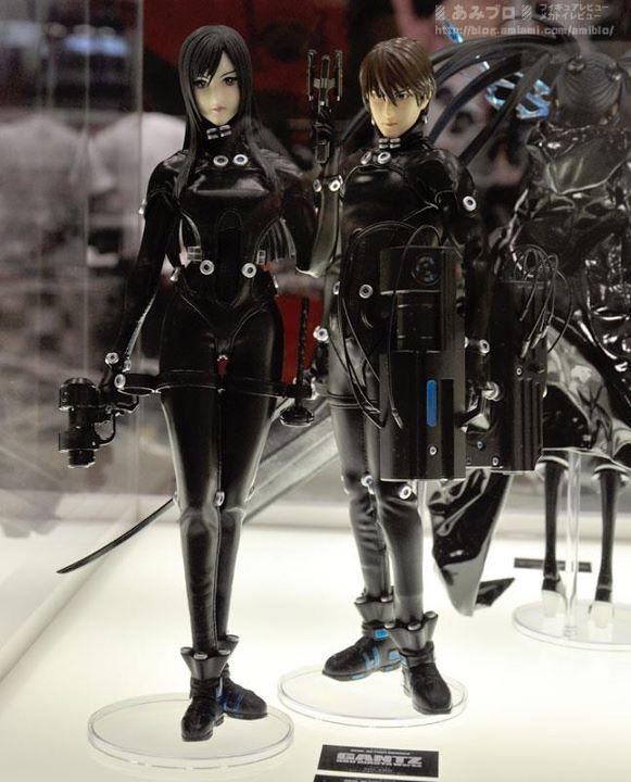 gantz medicom_toy shimohira_reika real_action_heroes kurono_kei