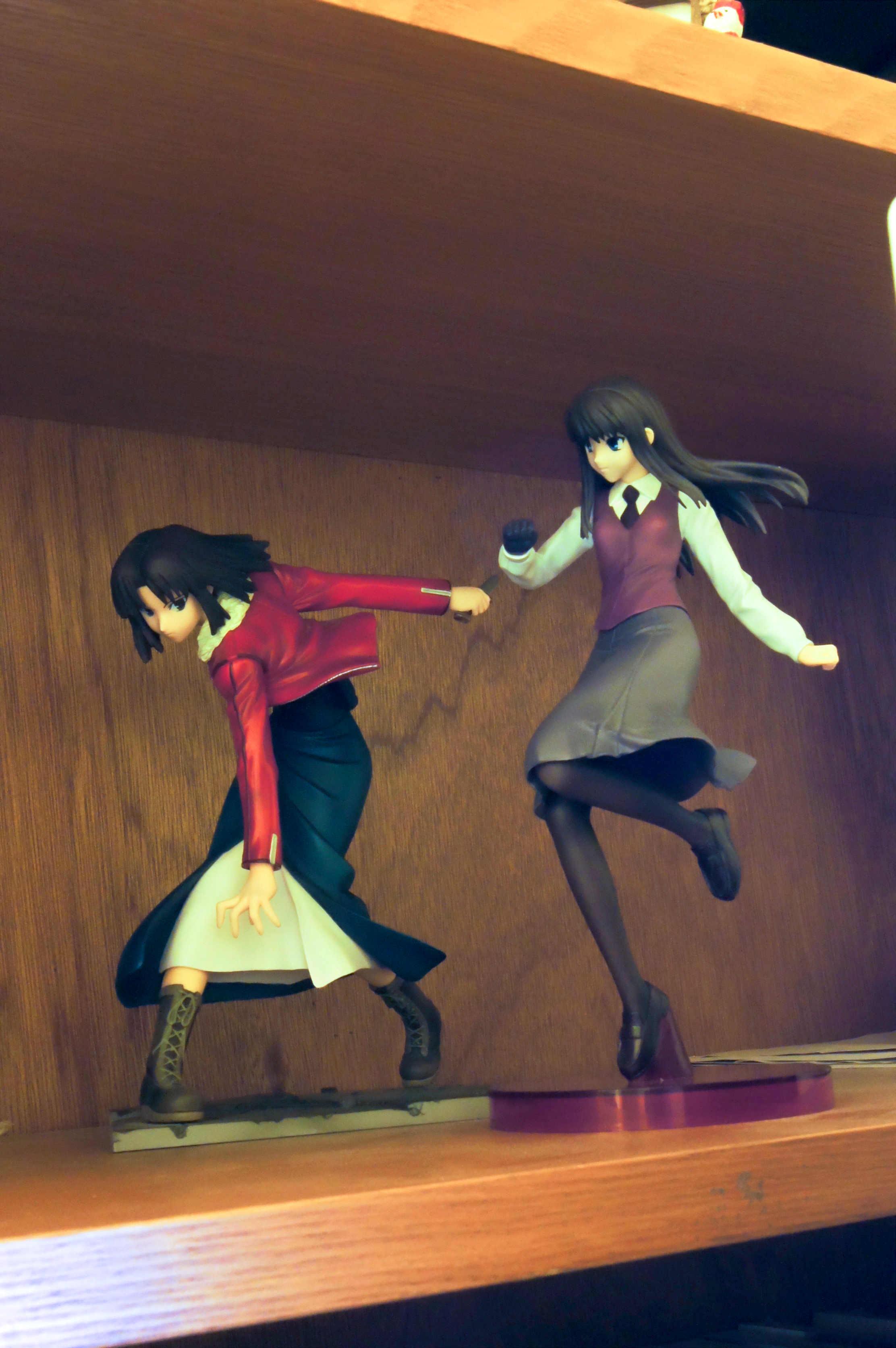 kotobukiya ryougi_shiki good_smile_company kara_no_kyoukai movic nishimura_naoki kudou_yuuji kokuto_azaka kawabata_kazuo