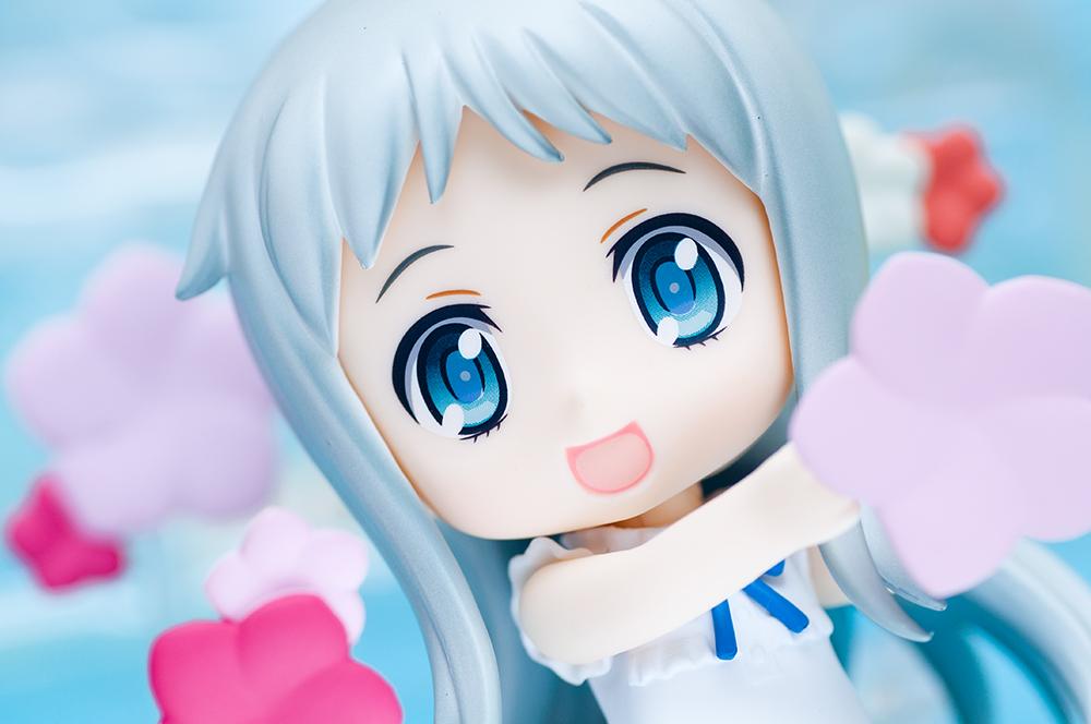 nendoroid good_smile_company nendoron maruhige ano_hi_mita_hana_no_namae_wo_bokutachi_wa_mada_shiranai honma_meiko