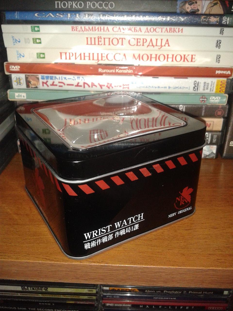sega shin_seiki_evangelion wristwatch