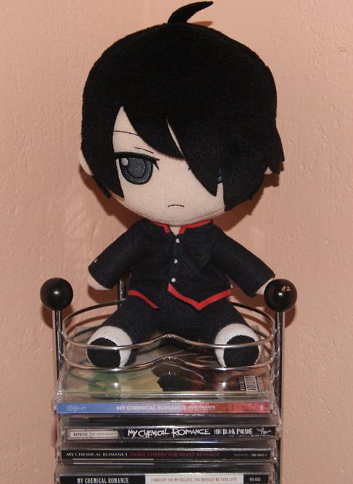 gift bakemonogatari araragi_koyomi bakemonogatari_plush_series