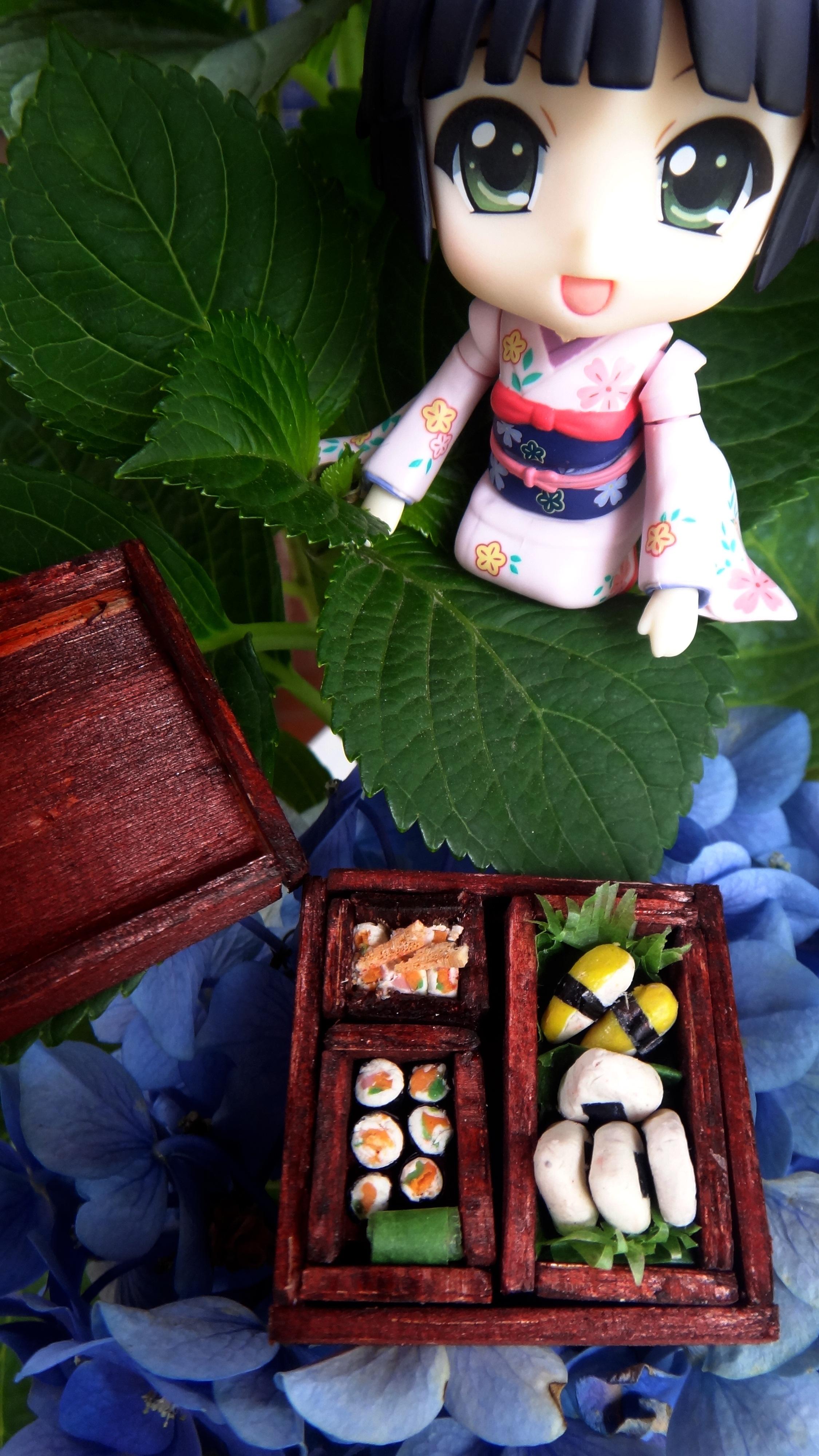 nendoroid good_smile_company nendoron udono_kazuyoshi yune ikoku_meiro_no_croisée otacute_bento