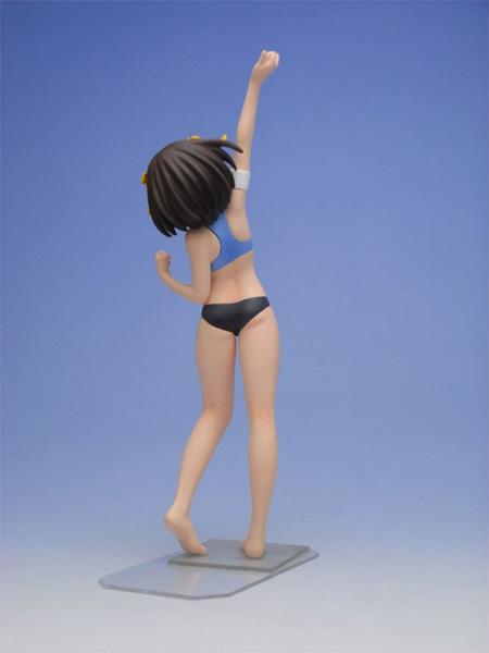 bandai suzumiya_haruhi suzumiya_haruhi_no_yuuutsu itou_noiji tanigawa_nagaru figure_meister_suzumiya_haruhi_no_yuuutsu_-_beach_side_collection_-