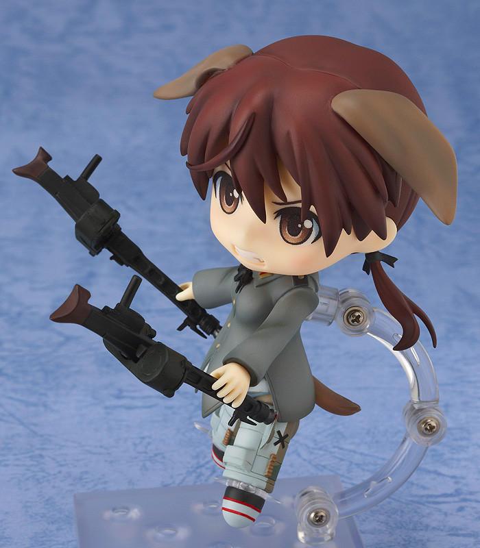 nendoroid strike_witches good_smile_company phat_company me-n gertrud_barkhorn