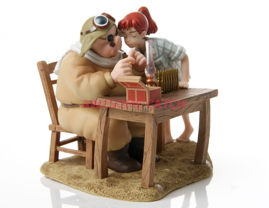 ghibli two_characters porco_rosso